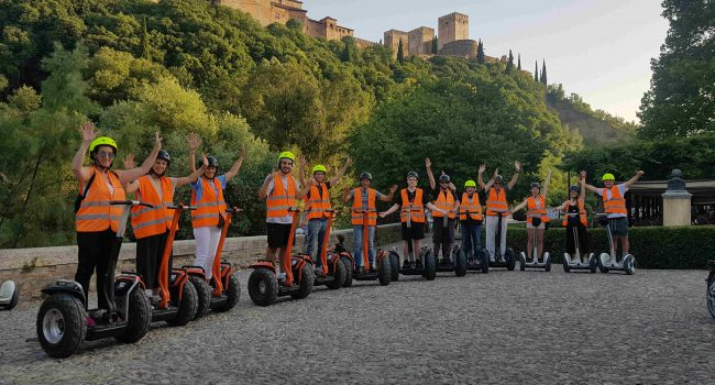Segway_Jose WAY Granada